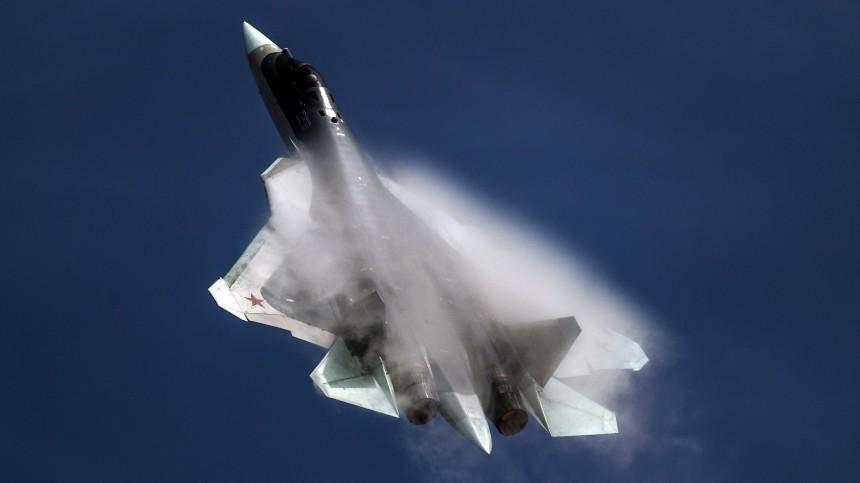 «Окститесь!»— российский летчик высмеял китайцев закритику СУ-57