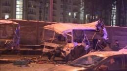Мать водителя грузовика, протаранившего автобус своенными, настаивает наего невиновности