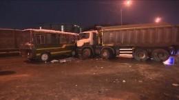 Четверо военных погибли, 42 пострадали вДТП сгрузовиком вПодмосоквье