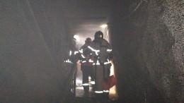 «Соседи сгорели полностью»: чудом выживший рассказал опожаре вЕкатеринбурге