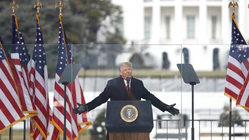 Вице-президент США отказался отстранить Трампа по25-й поправке кКонституции