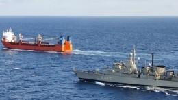 Спецназ НАТО высадился нароссийский торговый корабль вСредиземном море
