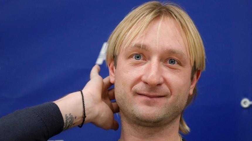 Хореограф Тутберидзе заявил, что хочет «заткнуть рот» Плющенко надуэли