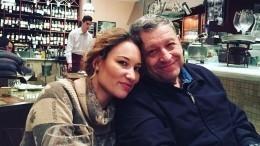 Жена Бориса Грачевского простилась смужем, опубликовав прощальное фото