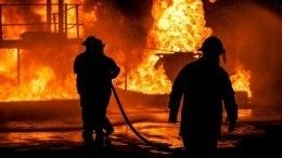 Пожар взанзибарском отеле, где жили русские туристы, попал навидео