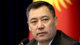 Садыр Жапаров победил навыборах президента Киргизии