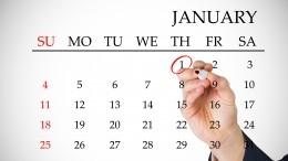 Названы лучшие даты для загадывания желаний истарта новых проектов в2021 году