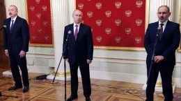 Что изменит «московское соглашение» поитогам переговоров поНагорному Карабаху