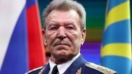 Умер легендарный военный летчик иразведчик Николай Антошкин