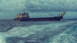 Российский сухогруз затонул уберегов Турции вЧерном море