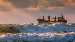 Найдены тела двух погибших моряков сроссийского сухогруза, затонувшего вТурции