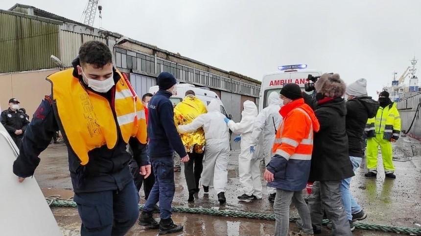 Спасшийся российский моряк рассказал окрушении сухогруза Arvin