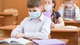 Российские школы вернутся кочным занятиям с18января