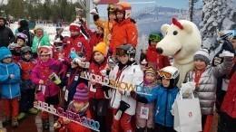 Всемирный день снега курорт «Игора» отметил грандиозным праздником