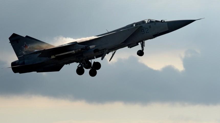Выше только космос: вСША «потеряли дар речи» отвозможностей русского МиГ-31