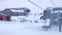 Президент горнолыжной федерации «Домбай» погиб при сходе лавины вКЧР