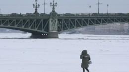 Впоисках экстрима: Бесстрашные петербуржцы рискуют жизнью ради зимних развлечений