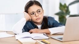 Китайские ученые бьют тревогу— дети «наудаленке» теряют зрение