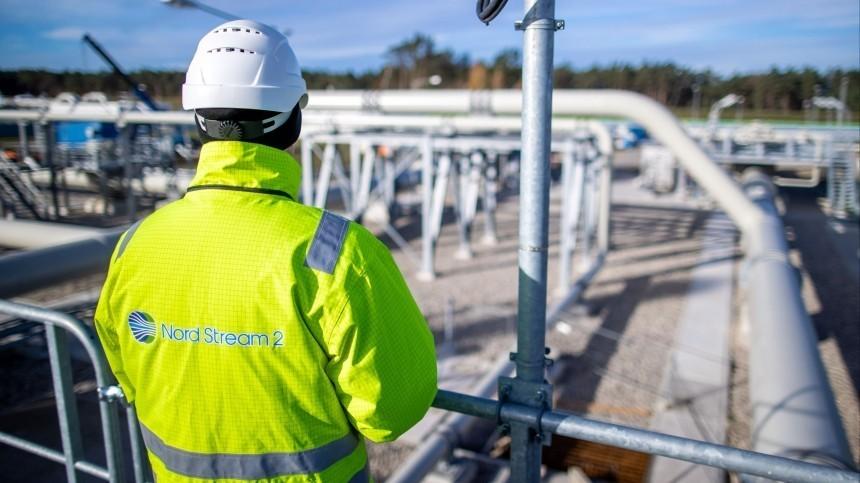 В«Газпроме» допустили приостановку «Северного потока— 2»