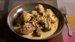Как приготовить кабардинское блюдо гедлибже— пошаговый рецепт сфото