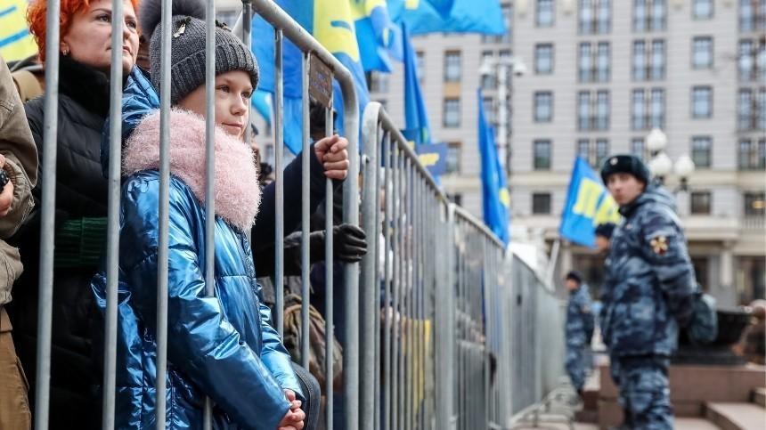 Роскомнадзор потребовал от«ВК» пресекать вовлечение детей вакции протеста