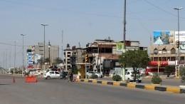Теракт вцентре Багдада попал навидео