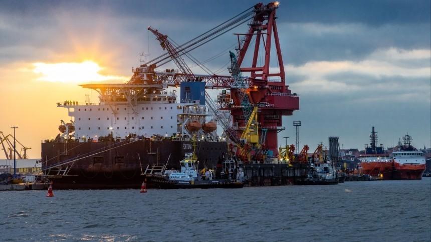 Захарова прокомментировала новые санкции США по«Северному потоку— 2»