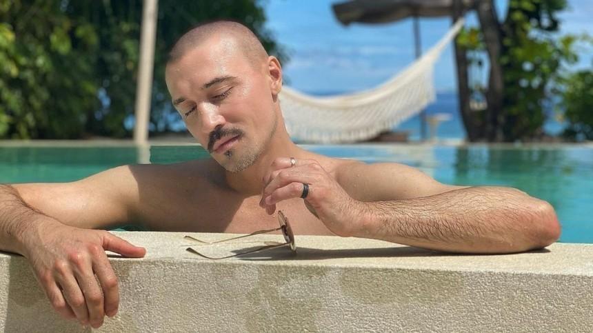 Сколько Билан заплатит почти замесяц отпуска наМальдивах?