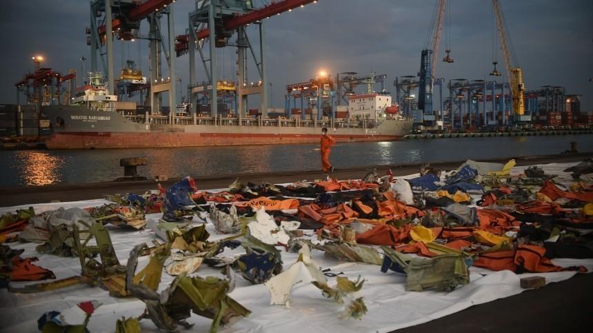 Названа наиболее вероятная причина крушения индонезийского Boeing 737