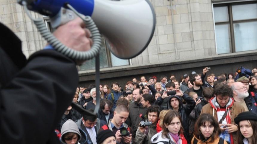 «Действия провокаторов нам понятны»: Кремль опризывах выйти нанезаконную акцию