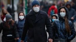 Главный санврач Москвы опасается роста заболеваемости COVID из-за незаконных акций