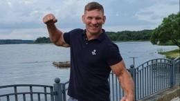 Известный белорусский кикбоксер Кудин арестован вПодмосковье