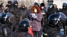 «Несовершеннолетних небыло»: глава Совета отцов онезаконной акции вХабаровске