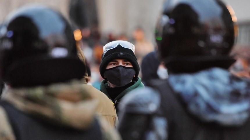 «Апочему не4 миллиона?»— МИД РФопубликации про 40 тысяч протестующих вМоскве