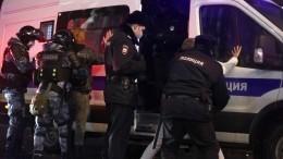 Силовики задержали несколько дебоширов уСИЗО «Матросская тишина»