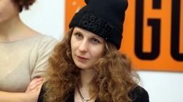 Видео: участниц Pussy Riot доставили вотдел полиции после наезда насержанта
