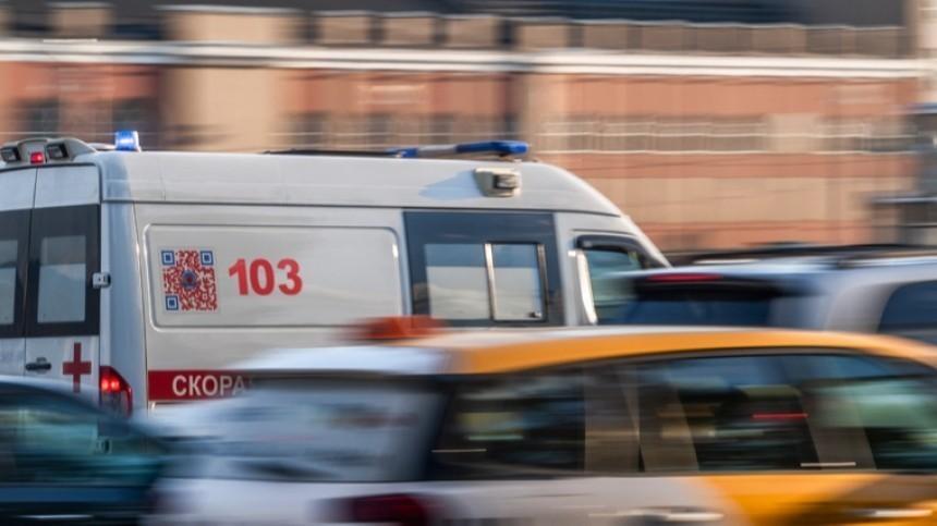 Участники незаконной акции вМоскве сбили подростка, сломав ему ключицу