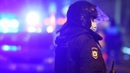 Участник незаконной акции вКрасноярске, разбивший голову полицейскому, задержан
