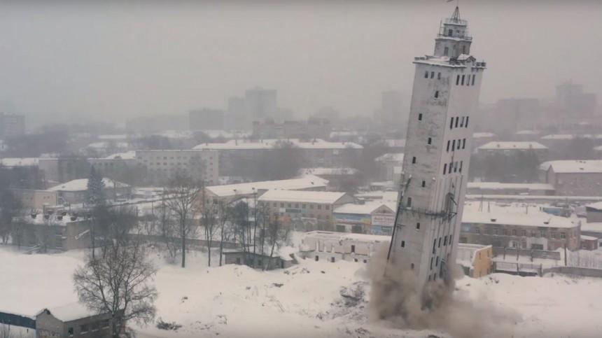 Киров эффектно лишился одной изсвоих визитных карточек— видео