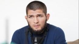 «Готовлюсь кдебюту»— Хабиб Нурмагомедов решил стать футболистом