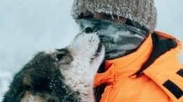 Фото недели: Морозы вРоссии иинаугурация Джо Байдена