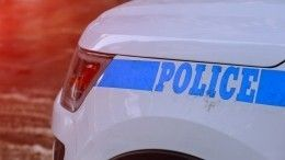 Полицейский вСША сперепугу сбил участников незаконной уличной гонки— видео
