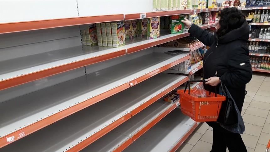 Счетная палата РФувидела риск дефицита товаров из-за сдерживания цен