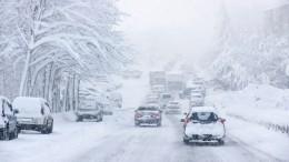 Морозы, отмена рейсов изаледеневшие дороги: регионы России настигла непогода