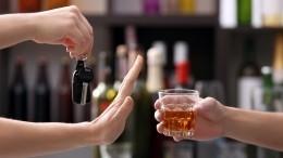 Пьянству бой: МВД иМинюст ужесточат контроль занетрезвыми водителями