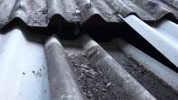 Вподмосковной военной части обрушилась крыша