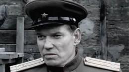 «Огромная утрата»: режиссер «Ликвидации» потрясен смертью Юрия Лахина