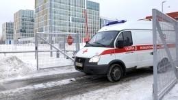 Новые корпуса вКоммунарке: Собянин заявил одвойном запасе коек вМоскве