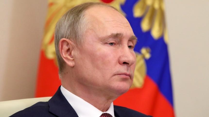 Путин обратил внимание нариск глобального срыва ввойну «всех против всех»