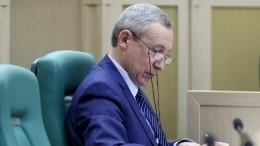 Климов назвал зачинщиками незаконных акций вРФструктуры стран НАТО